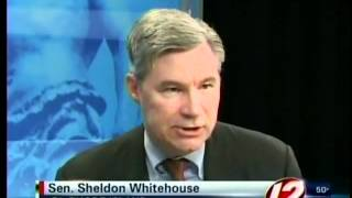 Senator Whitehouse proposes tax hike on the wealthy