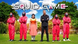 SQUID GAME DI DUNIA NYATA!!