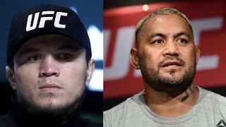 Умар Нурмагомедов в UFC? Нокаут Майкла Пейджа, боец проиграл суд с UFC