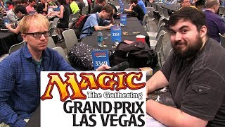 Joe Goes To A Magic: The Gathering Tournament (Grand Prix Las Vegas)