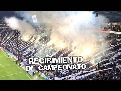"""""""Final PACHUCA vs. Monterrey CL16 ★ Recibimiento de CAMPEONATO"""" Barra: Barra Ultra Tuza • Club: Pachuca"""