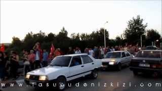 preview picture of video 'Silifke Faşizme Ses Verdi! Tarihi Taş Köprü! | 03.06.2013.'