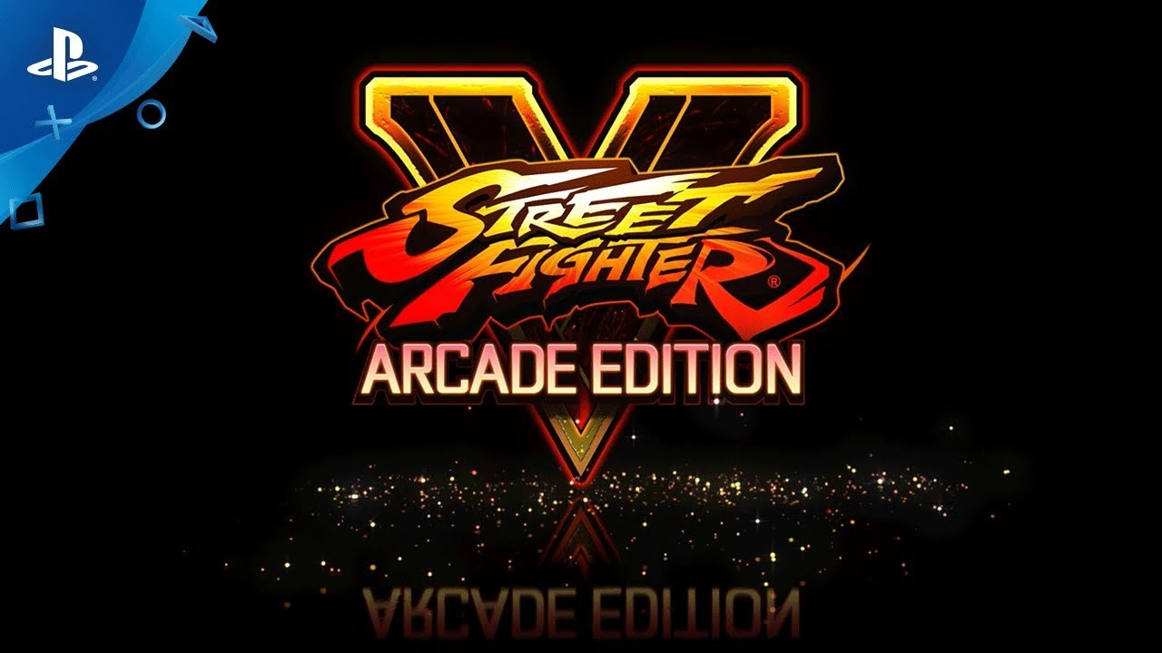 Street Fighter V: Arcade Edition coming to PS4 on 16th January 2018