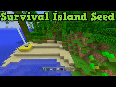 Minecraft Walkthrough - 360 + Seeds - Amplified Seed Style - Lots Of