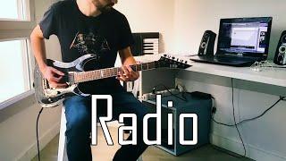 RAMMSTEIN   Radio Full Guitar Cover [HD]