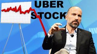 Uber Stock Crash - My Opinion On Uber Earnings