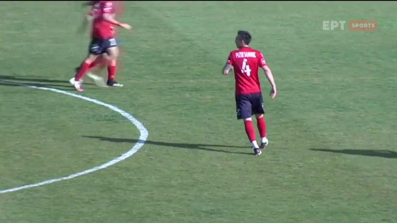 SL2 | ΟΦ Ιεράπετρας – ΑΟ Τρίκαλα 1-1 | HIGHLIGHTS | 27/02/21 | ΕΡΤ