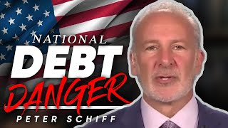ALL OF THE DEBT THAT AMERICA HAS: Why The USA's National Debt Is Dangerous To YOU | Peter Schiff