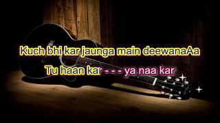 Jaadu teri nazar-Darr-Karaoke - Highlighted Lyrics - YouTube