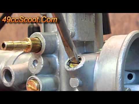 comment nettoyer un carburateur de quad kymco