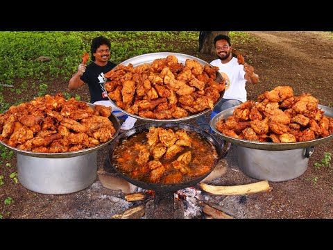 Butter Milk Fried Chicken | KFC Style Fried Chicken | Crispy KFC Style Chicken Drumsticks