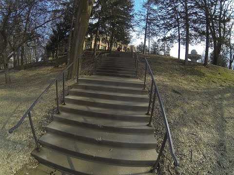 Step Up: Swenson Hall of Geosciences