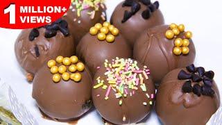 No Bake Oreo Balls | Tasty Oreo Balls Recipe | How to make Oreo Balls | Kanak's Kitchen