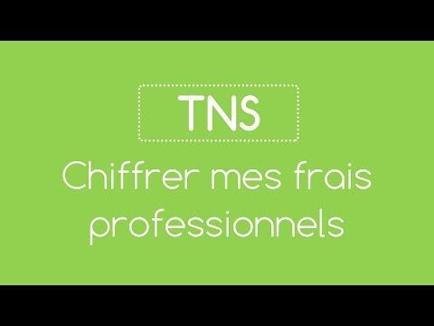 Vidéo sur Chiffrer mes frais professionnels