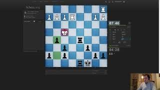 Échecs classiques #135 : bokken vs Christopho (Défense scandinave)