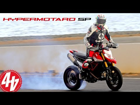 Ducati Hypermotard 950 + SP Review