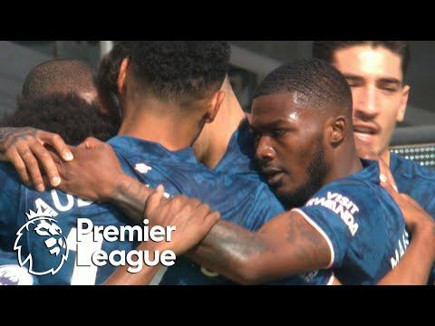 Alexandre Lacazette gets Arsenal off to fast start against Fulham   Premier League   NBC Sports