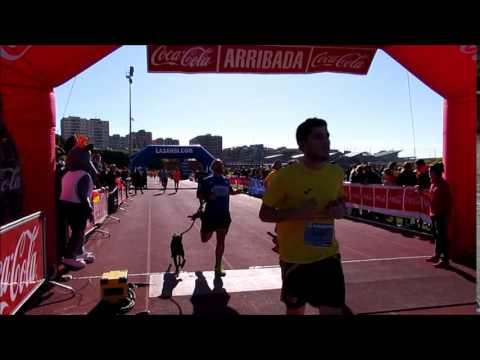 Vídeo llegadas carrera 5 y 10km