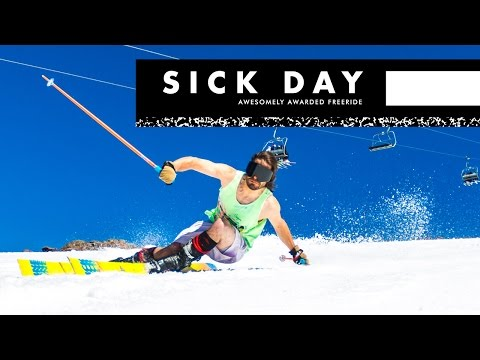 The 2017 LINE Sick Day Ski Series – Awesomely Awarded Fun Freeride Skis