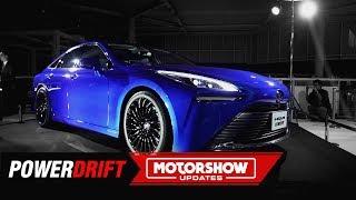 2020 Toyota Mirai Concept : Fuel Celled Beauty : 2019 Tokyo Motor Show : PowerDrift