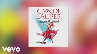 """Cyndi Lauper - The Story Behind """"Time After Time"""""""