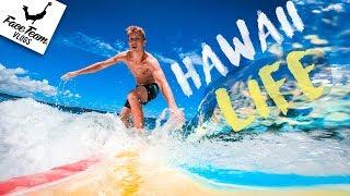 Teknősökkel együtt szörföztünk - Hawaii V3