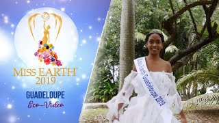 Marika Moutoussamy Miss Earth Guadeloupe 2019 Eco Video