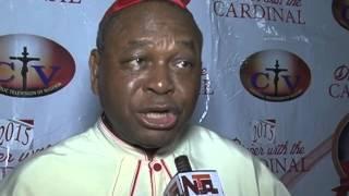 John Cardinal Onaiyekan To Establish Catholic Television Of Nigeria, CTV