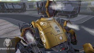 ORKAN FUJIN TAKING OVER | Close-range COMBAT | War Robots