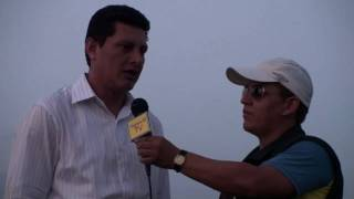 preview picture of video 'Desde la cancha con el Alcalde Daniel Avecilla'