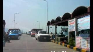 preview picture of video 'Laem Ngob Pier, Trat, Thailand (Koh Mak, Koh Kood, Koh Kham, Koh Wai, Koh Laoya, Koh Ngam)'