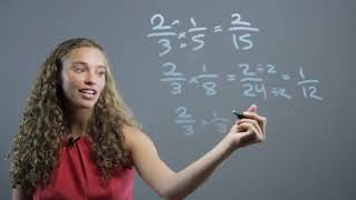 Teaching Multiplication of Fractions for 6th Graders