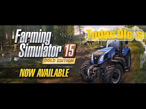 • Farming Simulator 15 Gold Edition Torrent PC 2015 + Tradução