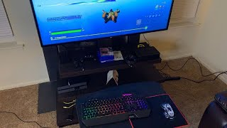 How to connect keyboard and mouse to PS4 (VERY EASY)(Fortnite)