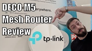 Review TP Link Deco M5 Mesh System 2019