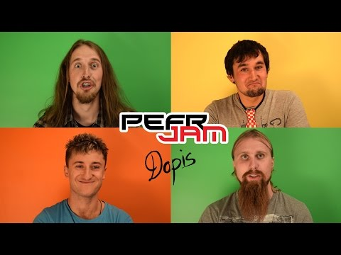Pefr Jam - PEFR JAM - DOPIS (Official Video HD)