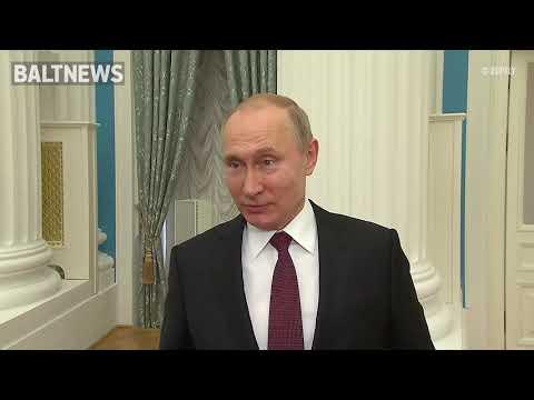 "Путин: ""У всех будет единое гражданство. До побачення!"""