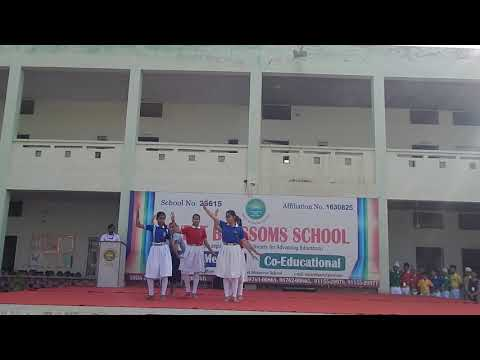 Dance Activity of 8th class