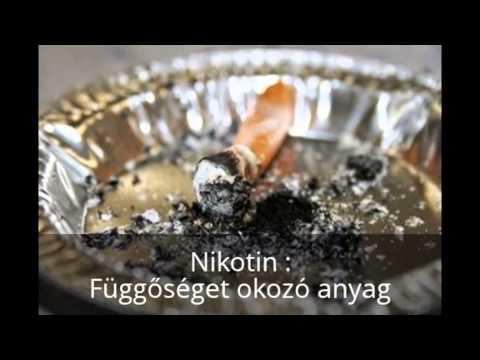 Köptető a dohányzásról való leszokás után