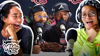 Battle of the Sexes (ft. Karlous Miller and Chico Bean) - MTV's Women of Wild 'N Out Podcast
