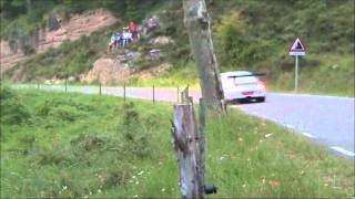 preview picture of video 'Rally osona tramo alpens 2/7/2011'