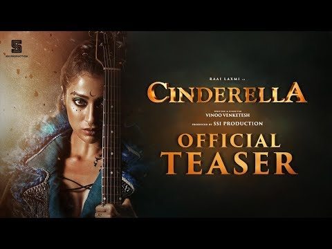 Cinderella - Tamil Movie Official Teaser