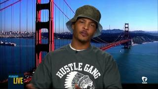 "Rapper T.I. on Ferguson: ""We've Got to Stop Waiting For People to Help Us"""