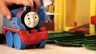 Fisher Price - Thomas & Friends - Tidmouth Sheds Playset