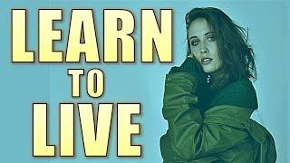 Learn To Live   Alice Merton (Lyric Video)