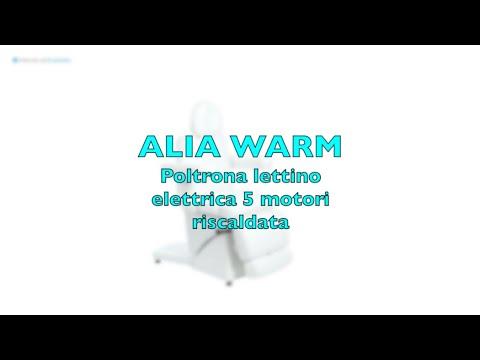 ALIA Poltrona lettino 5 motori