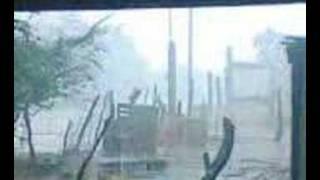 preview picture of video 'huracan en empalme sonora'