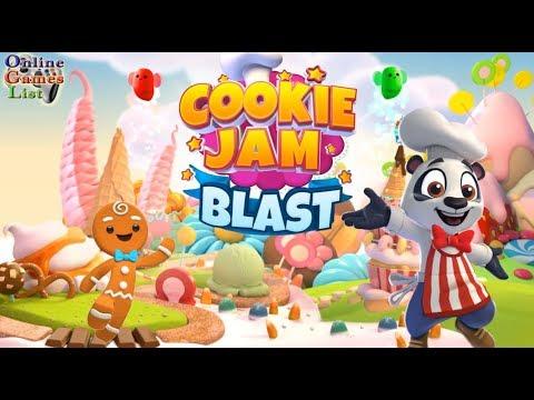 Cookie Jam Blast Android/iOS Gameplay ᴴᴰ