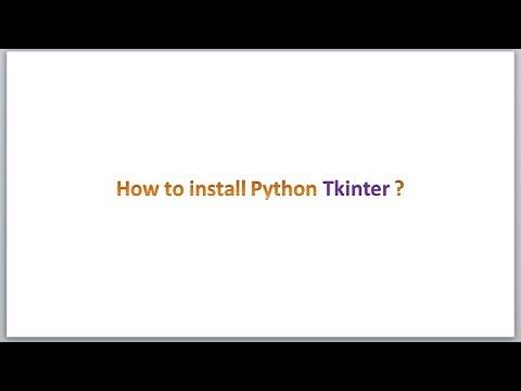 mp4 Python Download Tkinter For Windows, download Python Download Tkinter For Windows video klip Python Download Tkinter For Windows