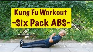 Epic Martial Arts Workout 4 of 4 - SIX PACK ABS by Kung Fu & Tai Chi Center w/ Jake Mace